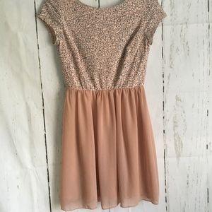 Speechless Dress Pink SZ 3